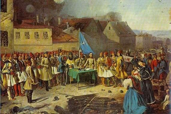 Έλληνες υπερασπιστές της Σεβαστούπολης υπό τον Πάνο Κορωναίο