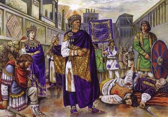 Ο πολιτικός ρόλος των δήμων γίνεται ιδιαίτερα φανερός στην πιο μεγάλη από τις εξεγέρσεις που με δική τους πρωτοβουλία οργανώθηκε, τη στάση του Νίκα, το 532, ενάντια στον Ιουστινιανό. Σύμφωνα με τον Γκ. Οστρογκόρσκι η δυσαρέσκεια του λαού από τη βαριά φορολογία του Ιουστινιανού και η προσπάθεια του τελευταίου να αποδεσμευθεί από την επιρροή των δήμων ήταν τα βασικότερα αίτια του άγριου αγώνα στην πρωτεύουσα.