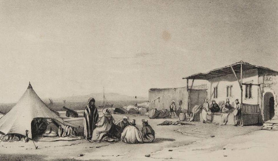 Σουέζ, Αίγυπτος, 1841