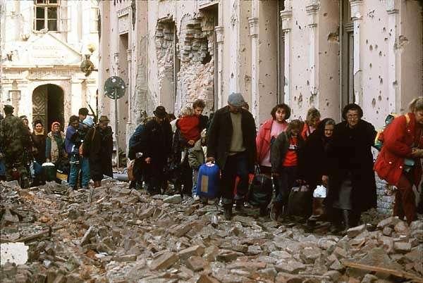 Ο εμφύλιος της Γιουγκοσλαβίας (1990-1995)
