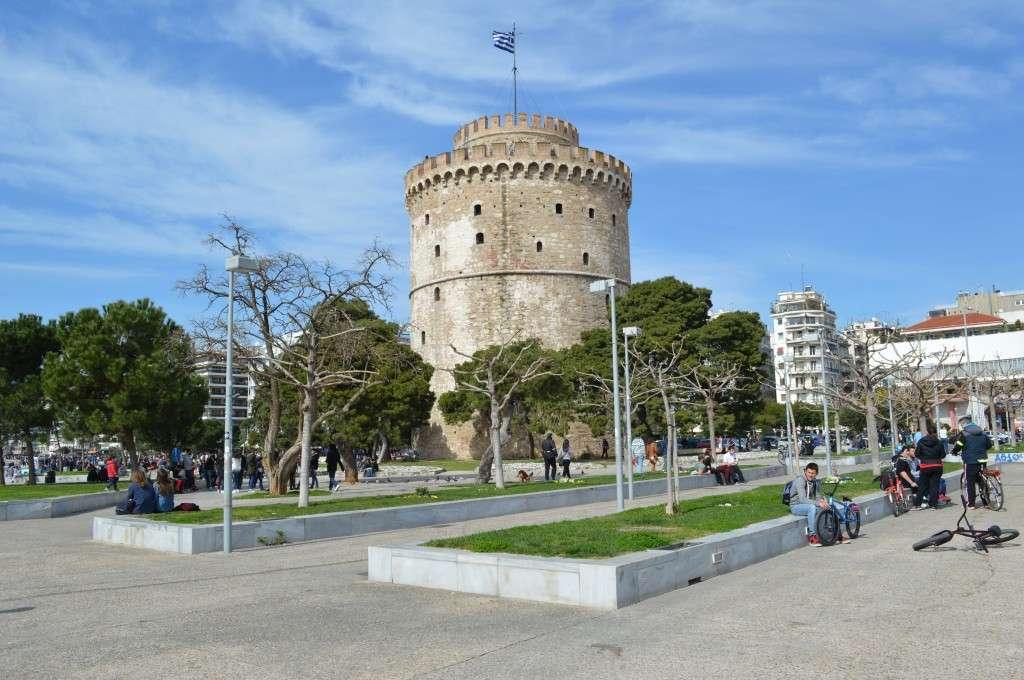 Λευκός Πύργος - Θεσσαλονίκη