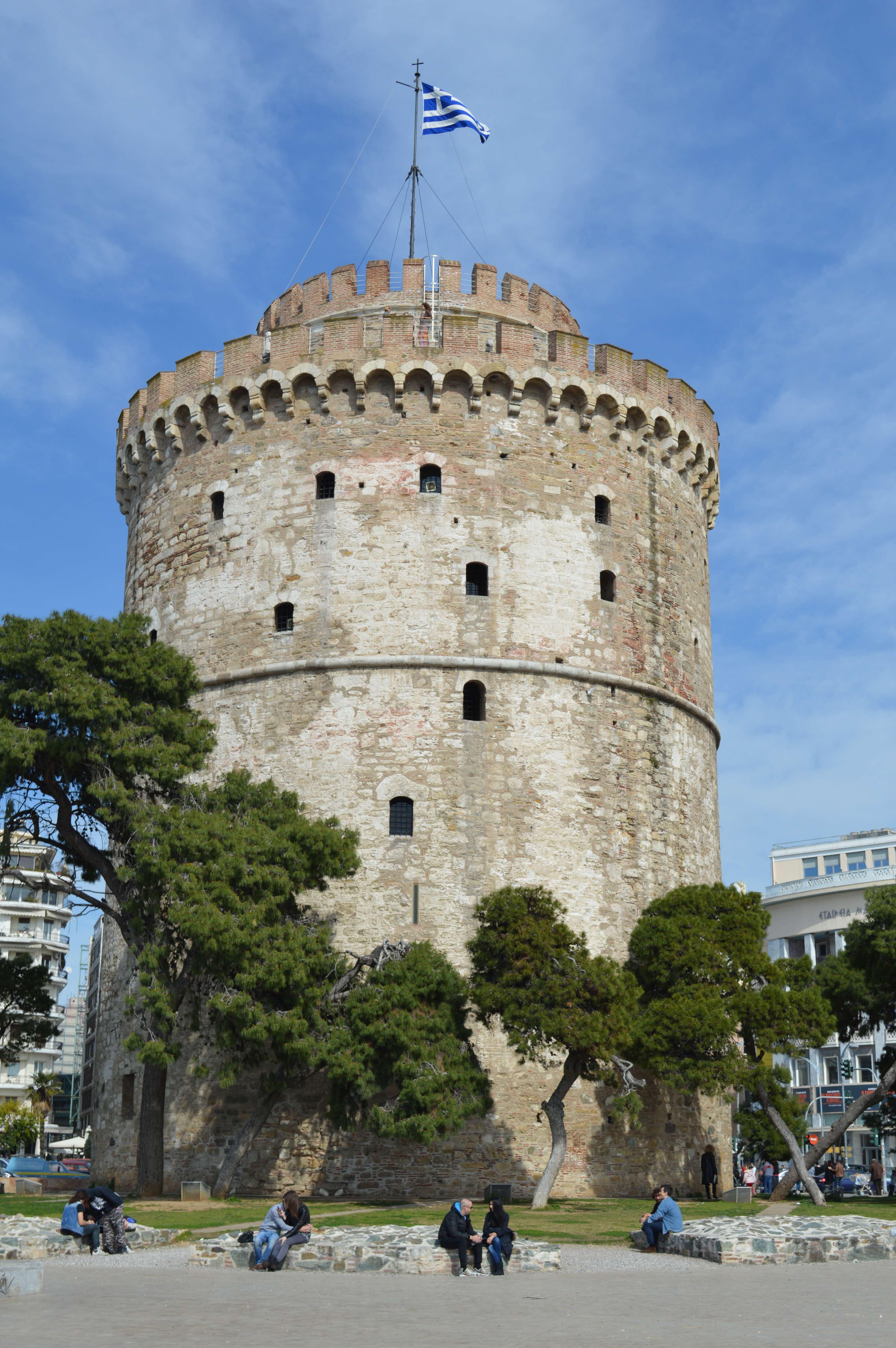 Ο Λευκός Πύργος της Θεσσαλονίκης