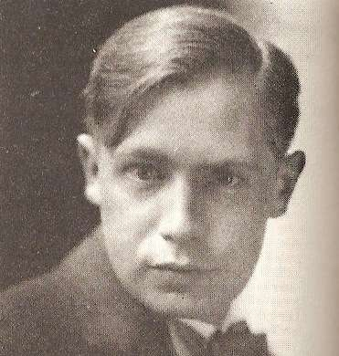 David Garnett (9 March 1892 – 17 February 1981)