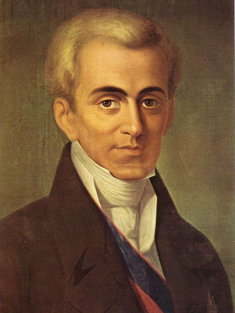 Ο Καποδίστριας ήταν ο πρώτος που ζήτησε και έλαβε κεντρικές δικτατορικές εξουσίες, χωρίς να καταφέρει ωστόσο να παραδώσει μια χώρα με επαρκώς οργανωμένο κρατικό μηχανισμό. Ακολούθησαν ο Όθωνας και οι Βαυαροί, οι οποίοι κατέλυσαν κάθε έννοια δημοκρατικής και συνταγματικής τάξης.