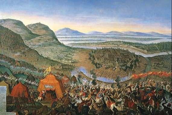 Η δεύτερη πολιορκία της Βιέννης από τους Τούρκους (4 Ιουλ. - 12 Σεπτ. 1683) ήταν σημαντικός σταθμός στην γεωπολιτική εξέλιξη της Ευρώπης. Η Βιέννη πολιορκήθηκε από τους Τούρκους και γλύτωσε κυριολεκτικά την τελευταία στιγμή ως από θαύμα, ενώ η επίθεση των Ουσάρων του Γιάν Σομπιέσκι απέκρουσε τους Μωαμεθανούς και τους έτρεψε σε φυγή