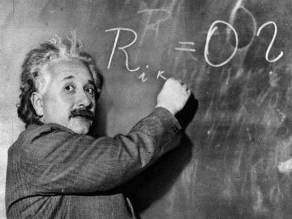 Ο Αϊνστάιν ψάχνει για άλλη κίνηση που θα μπορεί να μετρήσει το χρόνο. Είναι γι αυτόν η παράξενη κίνηση του φωτός: «Είναι όμως ωφέλιμο για τη θεωρία να επιλέξουμε τη διαδικασία εκείνη για την οποία γνωρίζουμε κάτι βέβαιο. Αυτό ισχύει για τη διάδοση του φωτός στο κενό, σε μεγαλύτερο βαθμό από κάθε άλληεξέλιξη που θα θεωρούσαμε, χάρις στις ανακαλύψεις του Maxwell».