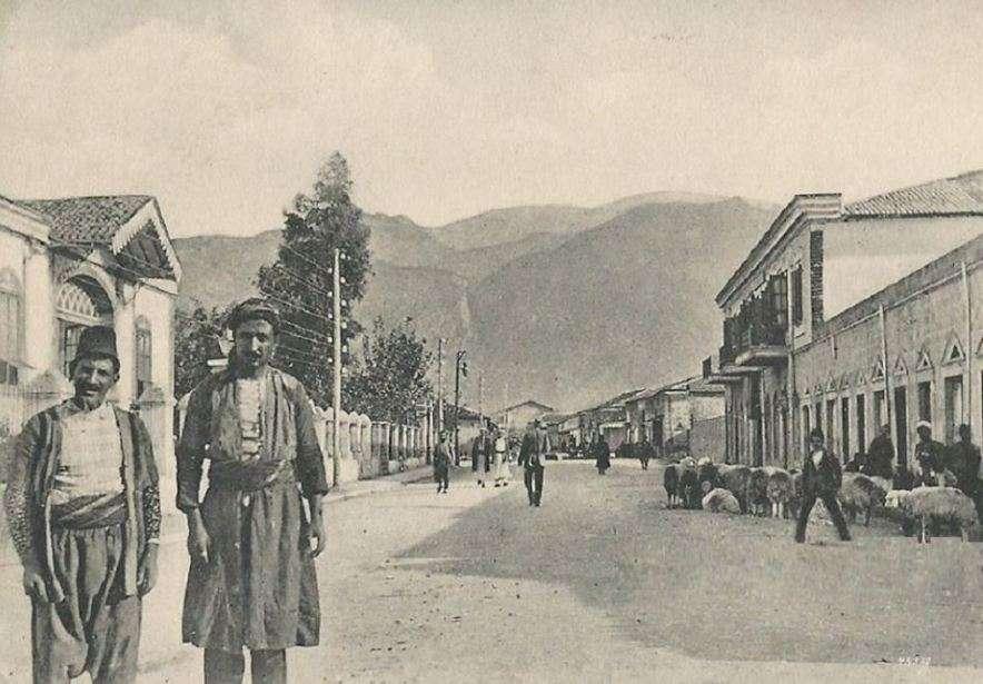 Αλεξάνδρεια γύρω στα 1910.