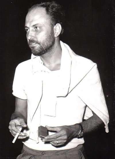 Ο Σωκράτης Καψάσκης