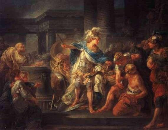 Με τον όρο γόρδιος δεσμός εννοείται σύμφωνα με τις φιλολογικές μαρτυρίες περίπλοκος δεσμός (κόμπος) από φλοιό κρανιάς που έδενε το άρμα του Γόρδιου, πατέρα του Μίδα και αρχαίου βασιλέα της Φρυγίας. Κατά την παράδοση τον γόρδιο δεσμό έλυσε ο Αλέξανδρος Γ' ο Μακεδών.