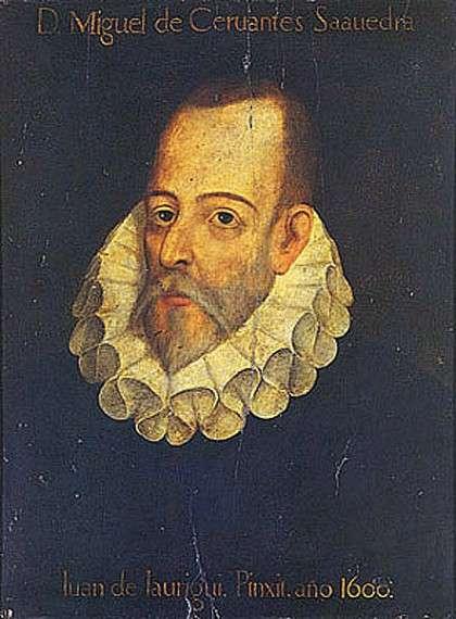 Ο Μιγκέλ ντε Θερβάντες Σααβέδρα[i] (Don Miguel de Cervantes y Saavedra, 29 Σεπτεμβρίου 1547 – 23 Απριλίου 1616) ήταν Ισπανός λογοτέχνης, ποιητής και θεατρικός συγγραφέας.