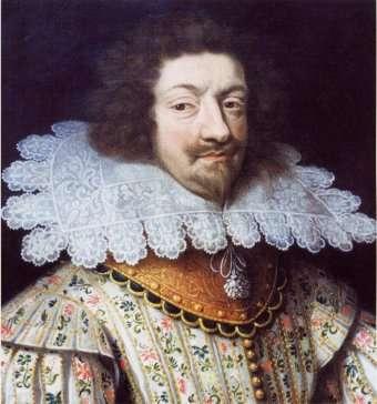 Ο Κάρολος Γκοντζάγκα της Μάντουας. Charles Gonzaga (Italian: Carlo Gonzaga) (6 May 1580 – 22 September 1637)
