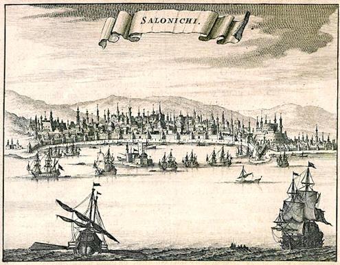 Η Θεσσαλονίκη το 1688