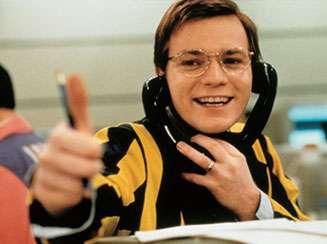 Ο Ewan Mc Gregor ως Nick Lesson στην ταινία Rogue Trader.