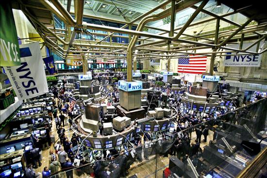 Ο ναός του παγκόσμιου καπιταλισμου, η Wall Street.