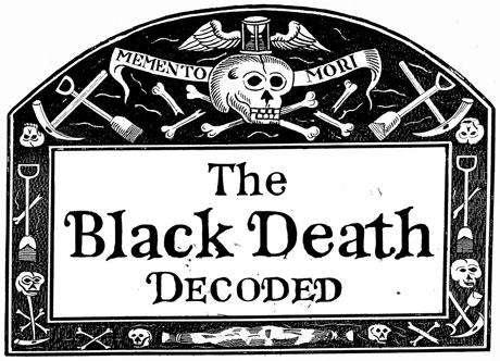 Ο «Μαύρος Θάνατος» του 1346