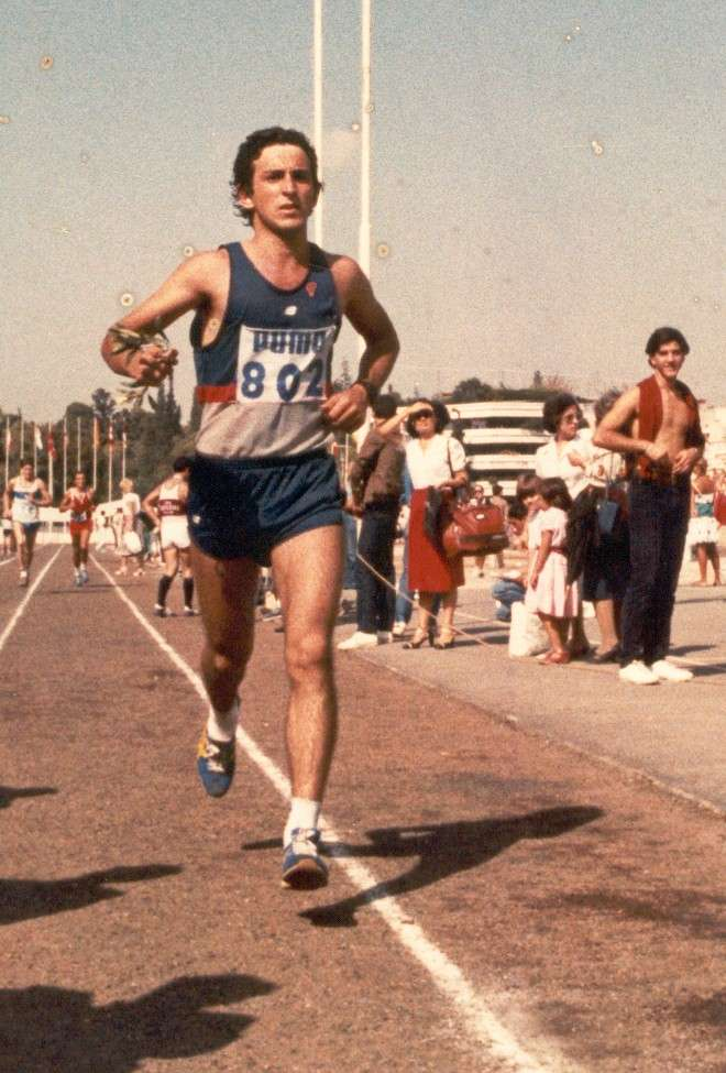 Τερματισμός αθλητή στο Παναθηναϊκό στάδιο, πριν 30 χρόνια