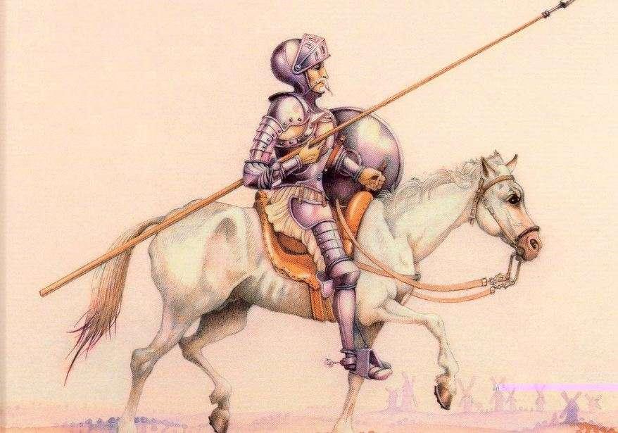 Ο Δον Κιχώτης (πρωτότυπος τίτλος: El ingenioso hidalgo Don Quixote de la Mancha, σύγχρονος τίτλος: El ingenioso hidalgo Don Quijote de la Mancha, κυριολεκτικά: Ο ευφάνταστος ευπατρίδης Δον Κιχώτης της Μάντσας) είναι κλασικό έργο λογοτεχνίας του Ισπανού συγγραφέα Μιγκέλ ντε Θερβάντες Σααβέδρα (Miguel de Cervantes Saavedra).