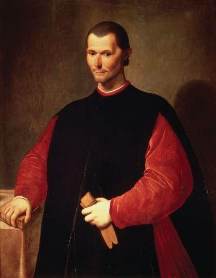 Ο Νικολό Μακιαβέλι (Niccolò di Bernardo dei Machiavelli) (3 Μαΐου 1469 - 21 Ιουνίου 1527), ήταν Ιταλός διπλωμάτης, πολιτικός στοχαστής και συγγραφέας. Portrait of Niccolò Machiavelli by Santi di Tito