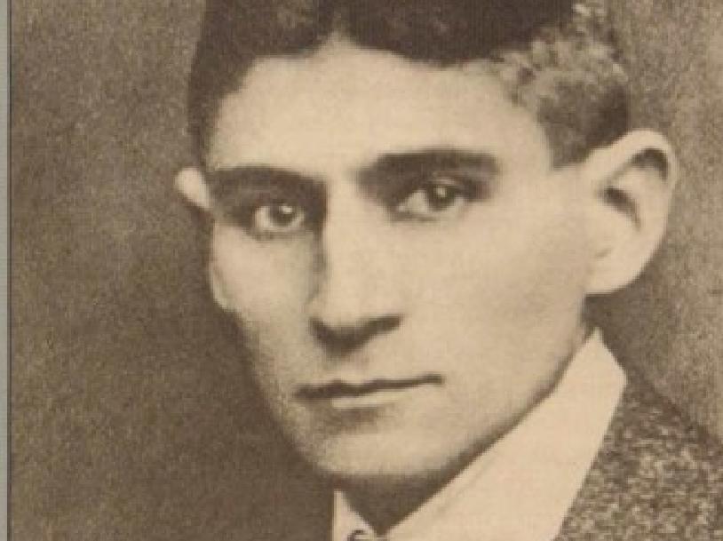 O Φραντς Κάφκα (Franz Kafka, 3 Ιουλίου 1883 - 3 Ιουνίου 1924) ήταν ένας από τους πιο σημαντικούς λογοτέχνες του 20ού αιώνα. Εβραϊκής καταγωγής, έζησε στη σημερινή Τσεχία και έγραψε όλα τα βιβλία του στη γερμανική γλώσσα.