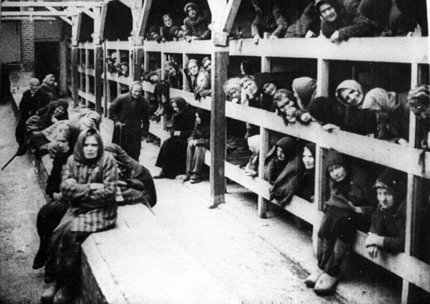 Το στρατόπεδο συγκέντρωσης Άουσβιτς (γερμ. Konzentrationslager Auschwitz-Birkenau)
