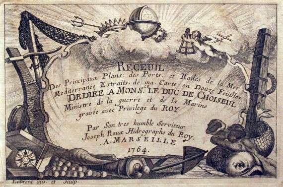 Χαρακτικό του 1764