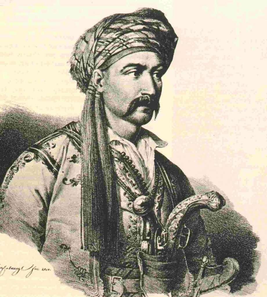 Ο Νικήτας Σταματελόπουλος ή Νικηταράς ή Τουρκοφάγος (1782-1849)