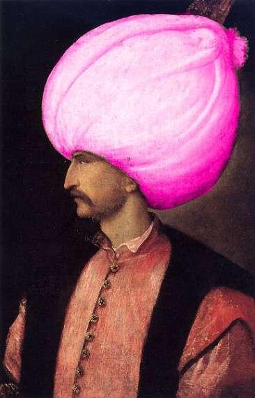 Ο Σουλεϊμάν ο Α΄, ο επονομαζόμενος μεγαλοπρεπής, υπήρξε σουλτάνος της Οθωμανικής Αυτοκρατορίας από το 1522-1566 μ.Χ. . Του δόθηκε ο τίτλος μεγαλοπρεπής γιατί κατά τη διάρκεια της βασιλείας του η αυτοκρατορία των Οθωμανών γνώρισε τη μεγαλύτερη ακμή της. Μετά το θάνατό του άρχισε η σταδιακή παρακμή της.