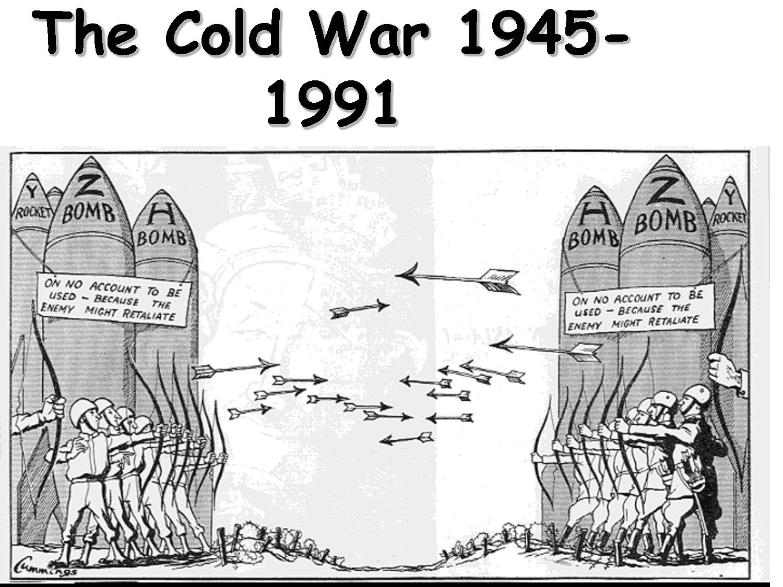 Ο Ψυχρός Πόλεμος (1945-1991)