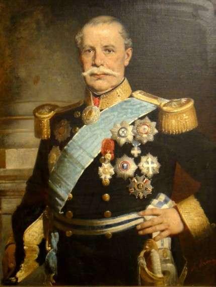 Ο Αντώνιος Κριεζής (1796-1865) ήταν αγωνιστής κατά την Eλληνική Επανάσταση του 1821 και αργότερα δύο φορές πρωθυπουργός της Ελλάδας.
