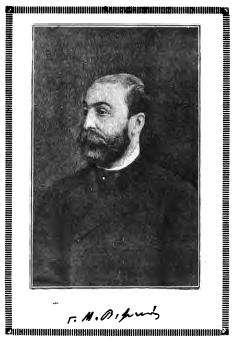 Ο Γεώργιος Βιζυηνός (πραγματικό ονοματεπώνυμο Γεώργιος Μιχαήλ Σύρμας ή Μιχαηλίδης, Βιζύη 1849 - Αθήνα 1896), ήταν Έλληνας πεζογράφος, ποιητής και λόγιος. Θεωρείται ένας από τους σημαντικότερους εκπροσώπους της ελληνικής λογοτεχνίας.Σκίτσο από το περιοδικό Ποικίλη Στοά του 1894