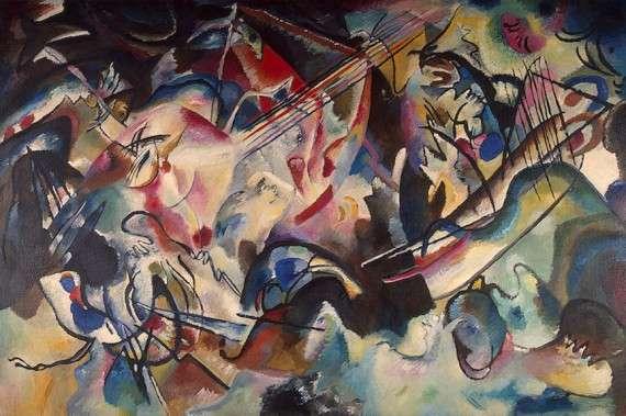 Βασίλι Καντίνσκι, Composition VI (1913)