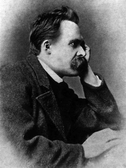 Ο Φρειδερίκος Βίλχελμ Νίτσε (γερμ. Friedrich Wilhelm Nietzsche) (15 Οκτωβρίου 1844 - 25 Αυγούστου 1900)
