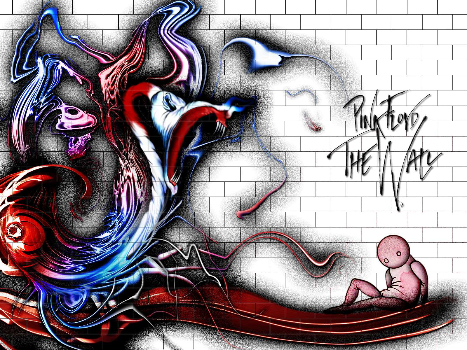 Pink Floyd -- The Wall