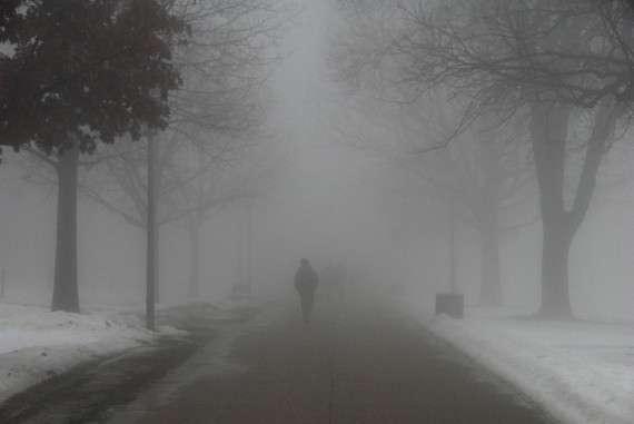 Άνθρωποι στην ομίχλη