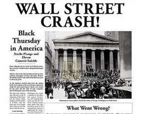 Η Μεγάλη Ύφεση (1929-1939)
