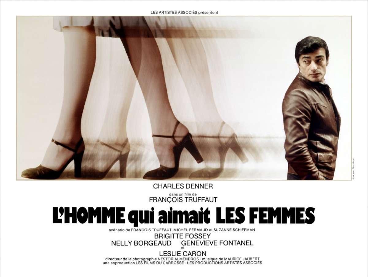 . Αφίσα της ταινίας «Ο άντρας που αγαπούσε τις γυναίκες»