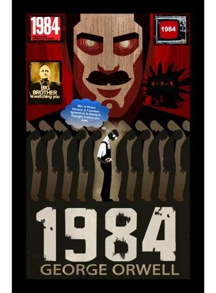 Το μυθιστόρημα «1984» του Τζωρτζ Όργουελ κυκλοφόρησε στο κοινό το 1949. Η θύελλα που προκάλεσε ήταν τόσο σφοδρή, που σήμερα, πάνω από 60 χρόνια από τη συγγραφή του, δεν έχει καταλαγιάσει ούτε στο ελάχιστο.