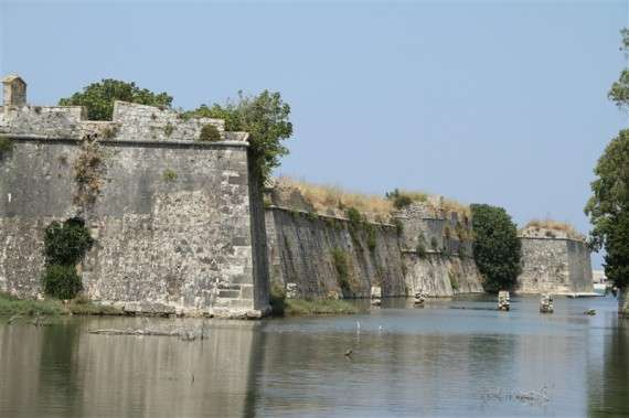 Λευκάδα, το κάστρο της Αγίας Μαύρας σήμερα