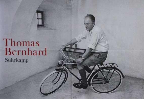Τόμας Μπέρνχαρντ, Thomas Bernhard (born Nicolaas Thomas Bernhard; February 9, 1931 – February 12, 1989)