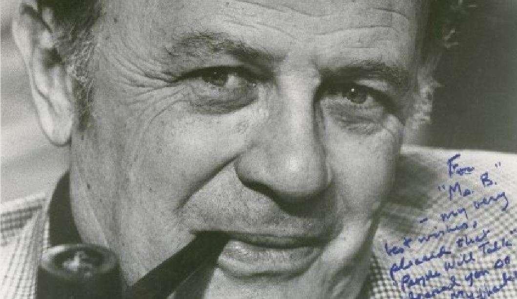 Τζόζεφ Μάνκιεβιτς (Joseph Mankiewicz), «Τ' όνομά μου είναι Τζων Φορντ, φτιάχνω Ουέστερν»