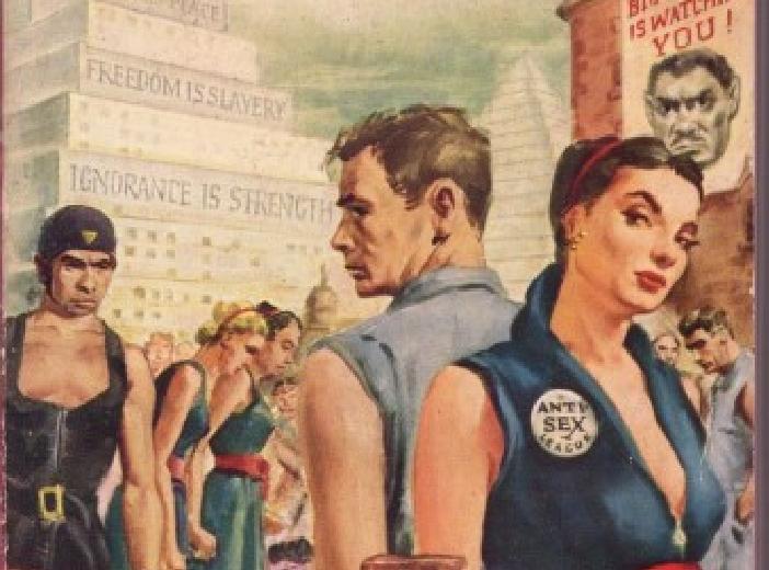 Ο Τζωρτζ Όργουελ, το 1984 και ο 21ος αιώνας