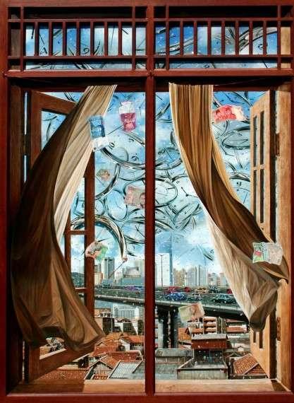 Πίνακας του Paul Hendro