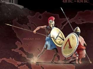 Ο Πελοποννησιακός πόλεμος (431 π.Χ.-404 π.Χ.)
