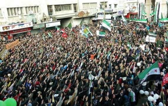 Όταν το κύμα της αραβικής εξέγερσης έπληξε και τη Συρία, οι Τούρκοι φοβόντουσαν ότι η ανατροπή του καθεστώτος Άσαντ θα άνοιγε και νέο κουρδικό μέτωπο, λόγω της κυρίαρχης θέσης που έχει το ΡΚΚ στο κουρδικό στοιχείο της Συρίας, το οποίο κατοικεί στην παραμεθόριο περιοχή.