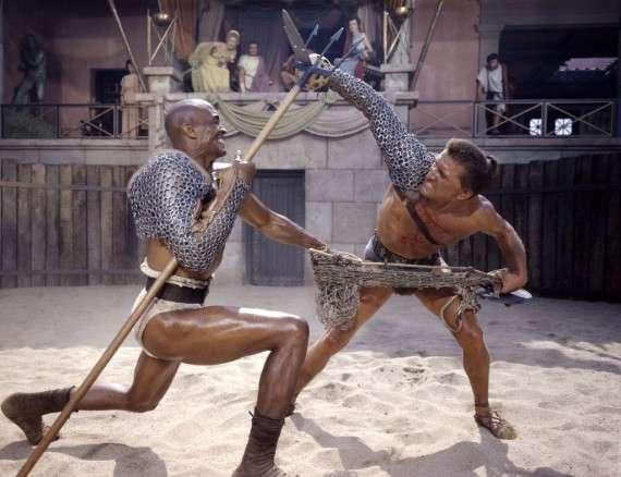 Κερκ Ντάγκλας, Σπάρτακος (Spartacus, 1960)