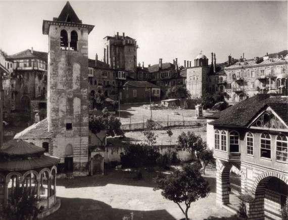 Φρεντερίκ Μπουασονά (Γαλλικά: Fred Boissonnas, Γενεύη 18 Ιουνίου 1858 - 17 Οκτωβρίου 1946) Βατοπέδι, 1929
