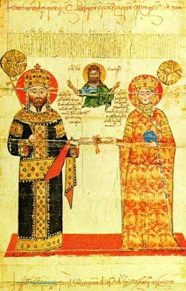 Ο Αλέξιος Γ΄ Μέγας Κομνηνός (5 Οκτωβρίου 1338 - 20 Μαρτίου 1390) ήταν αυτοκράτορας της Τραπεζούντας από τις 22 Δεκεμβρίου 1349 ως τις 20 Μαρτίου 1390. Χρυσόβουλο του Αλέξιου Γ' προς τη Μονή Διονυσίου του Αγ. Όρους