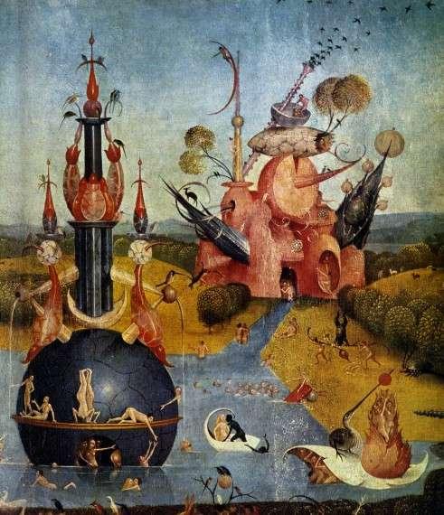 Ιερώνυμος Μπος (Hieronymus van Aken, περ. 1450 – 9 Αυγούστου 1516)