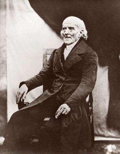 Ο Samuel Hahnemann το 1841