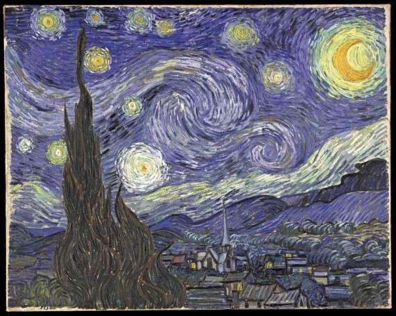 Χωρίς να υπονοείται ότι ο Βαν Γκογκ ασχολούταν με τα παραισθησιογόνα, θεωρείται δεδομένη η ψυχική του διαταραχή. Ποιος μπορεί να διασφαλίσει ότι η τρέλα, ως εγκεφαλική δυσλειτουργία, δεν προκαλεί τις ίδιες αντιδράσεις στον εγκέφαλο με τη χρήση LSD;